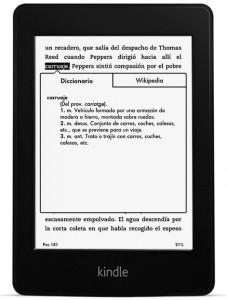Kindle Búsqueda
