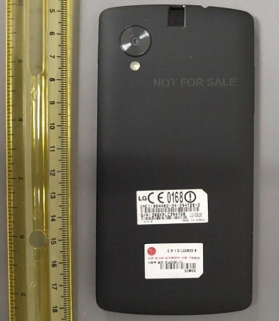 Posible Nexus 5