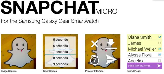 Snapchat micro
