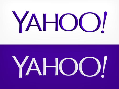 Nuevo logotipo de Yahoo