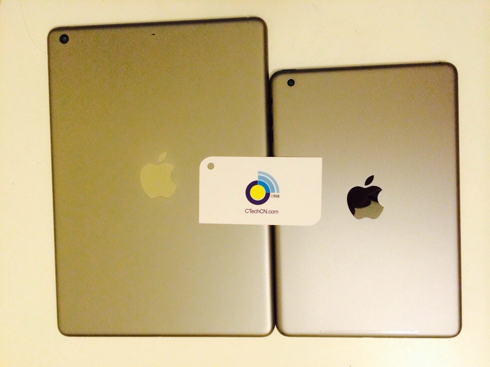 iPad color oro