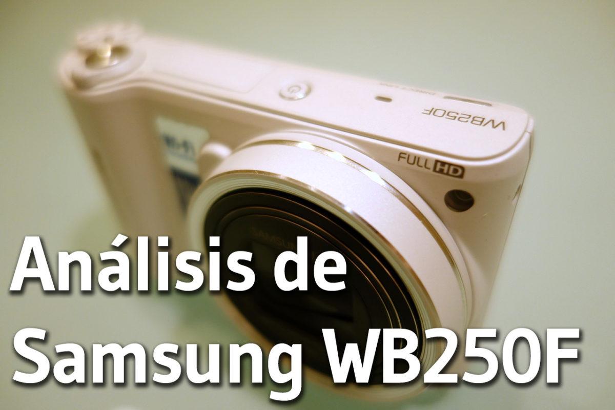 Analisis Samsung WB250F