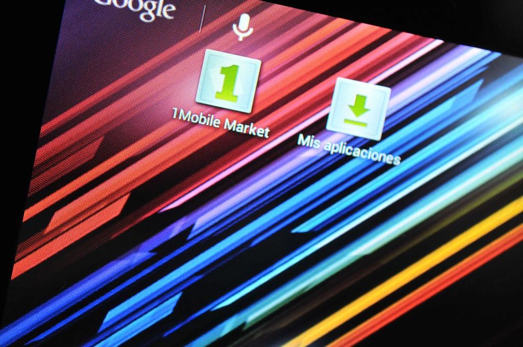 Energy Sistem S7 Dual - pantalla