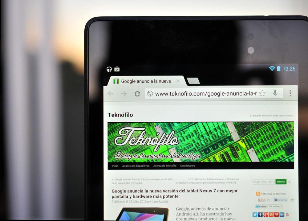 Google Nexus 7 (2013) - Teknofilo 2