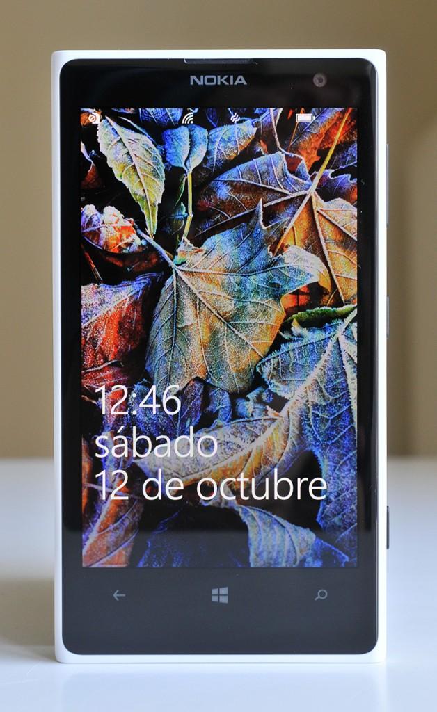 Nokia Lumia 1020 - frontal