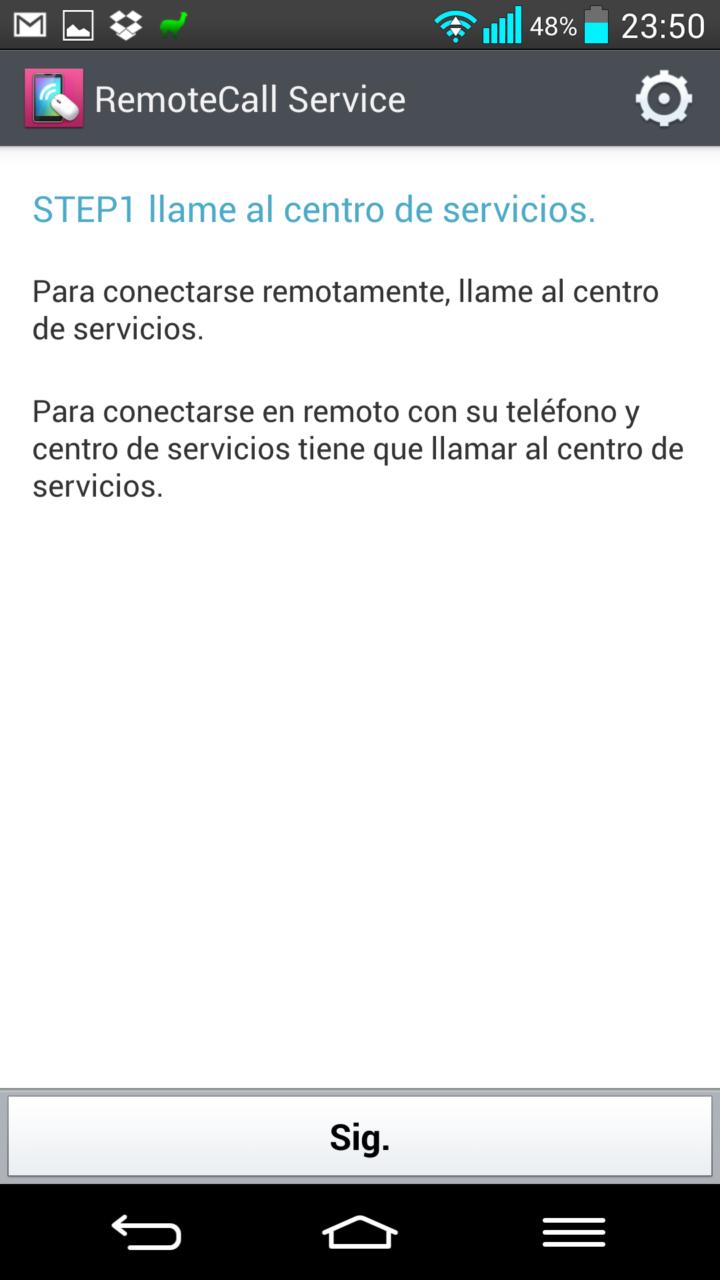 Remote Call