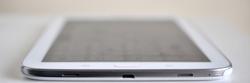 Samsung Galaxy Note 8 - abajo