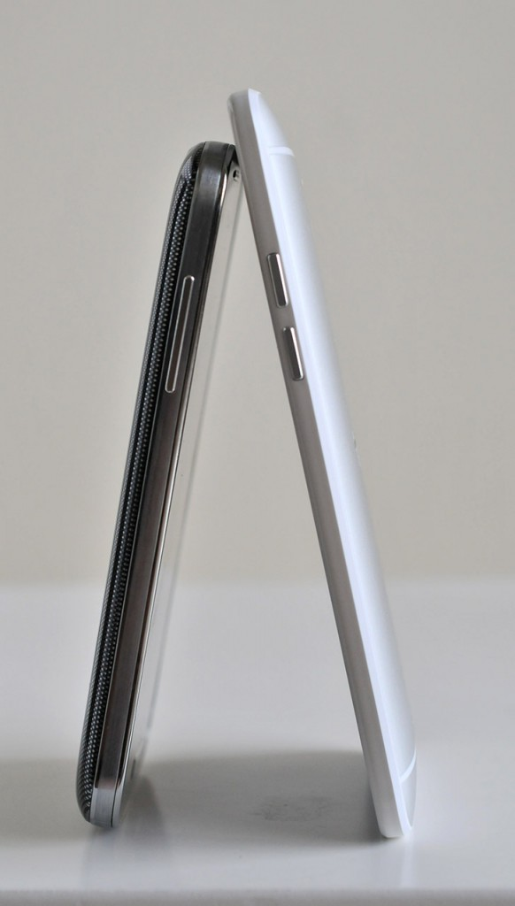 Samsung Galaxy S4 Mini vs. HTC One Mini