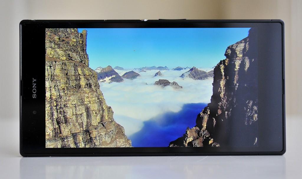 Sony Xperia Z Ultra - pelicula