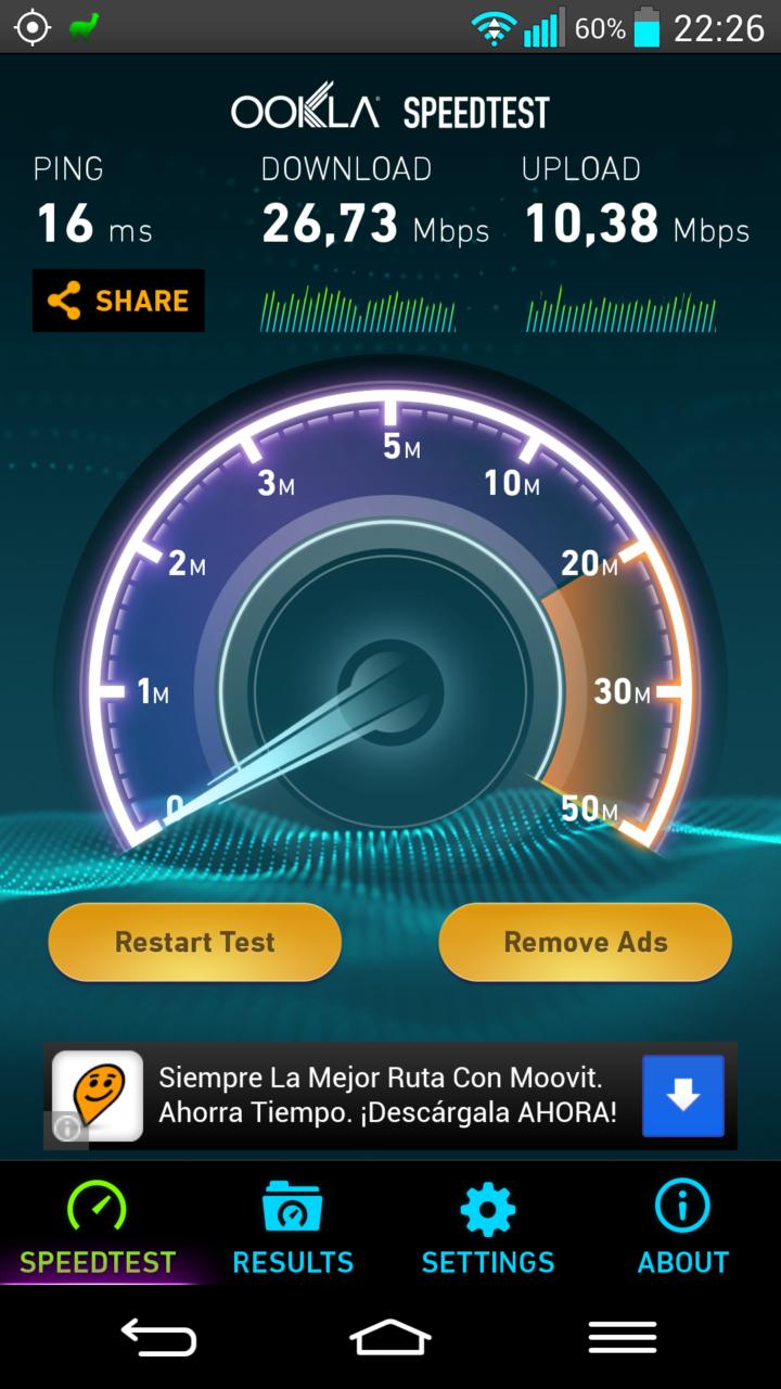 Test WiFi