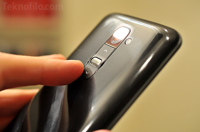 botones atras LG G2