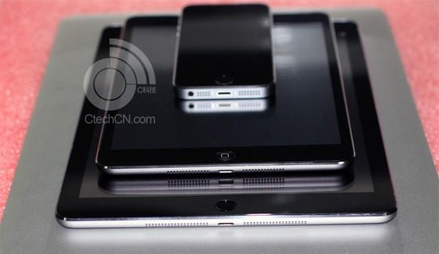 iPad 5 e iPad mini 2