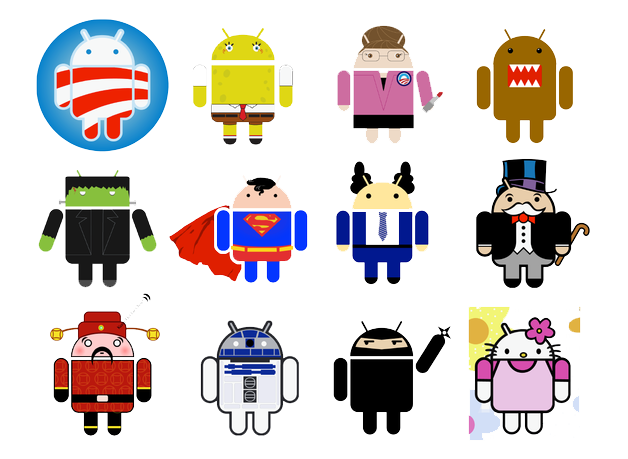logos android