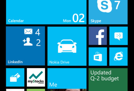 Pantalla Inicio Windows Phone 8 Update 3