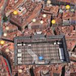 Vista 3D de Apple Maps