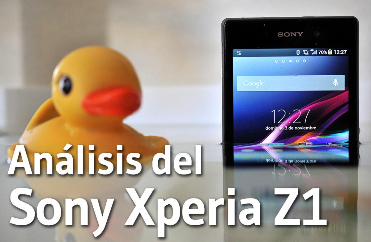 Analisis Sony Xperia Z1