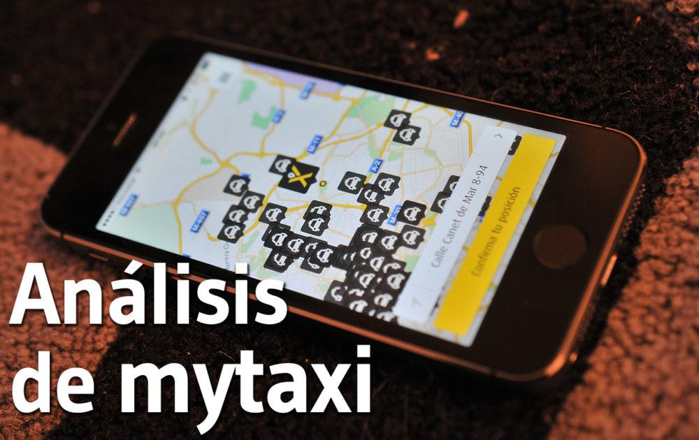 Analisis mytaxi