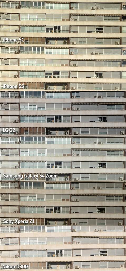 Comparativa ventanas