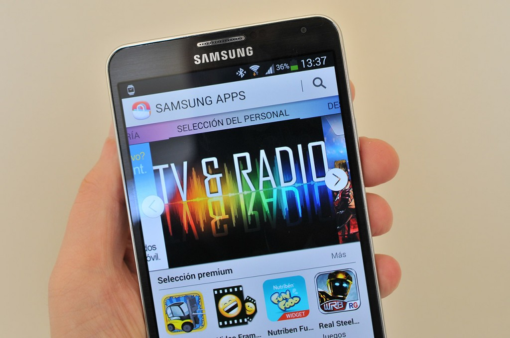Samsung Galaxy Note 3 - Apps