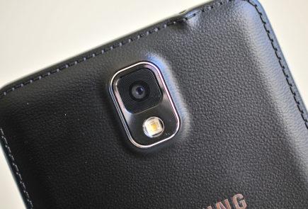 Samsung Galaxy Note 3 - camara