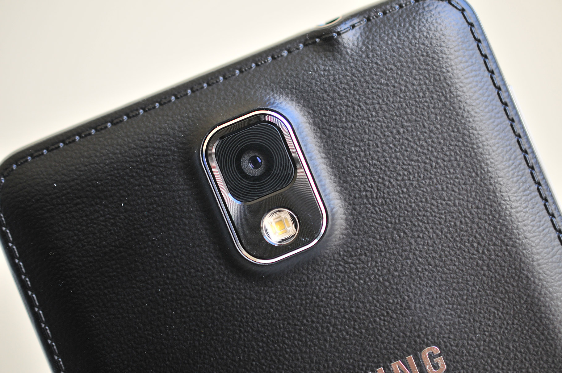 Samsung Galaxy Note 3 - camara