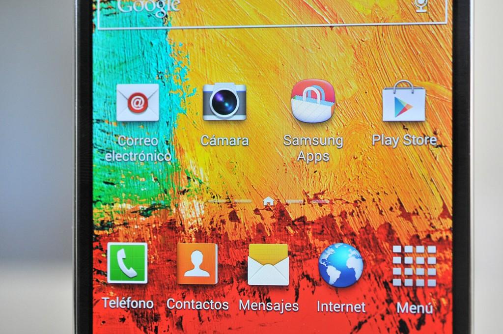 Samsung Galaxy Note 3 - pantalla