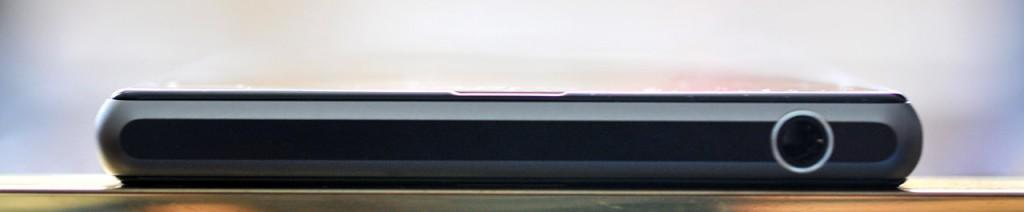 Sony Xperia Z1 - arriba