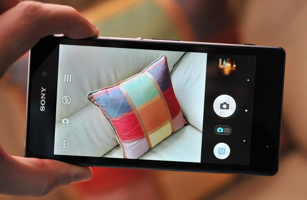 Sony Xperia Z1 - camara 2