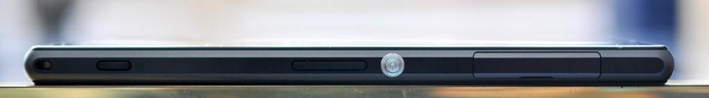 Sony Xperia Z1 - derecha