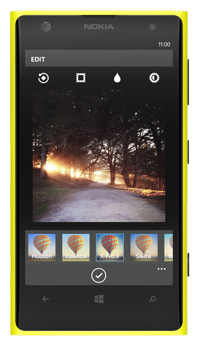 Instagram para Windows Phone 8