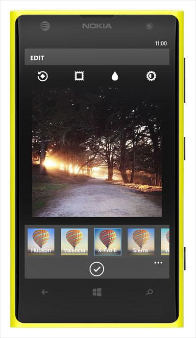 Instagram para Windows Phone 8
