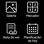 Galaxy Gear - Aplicaciones