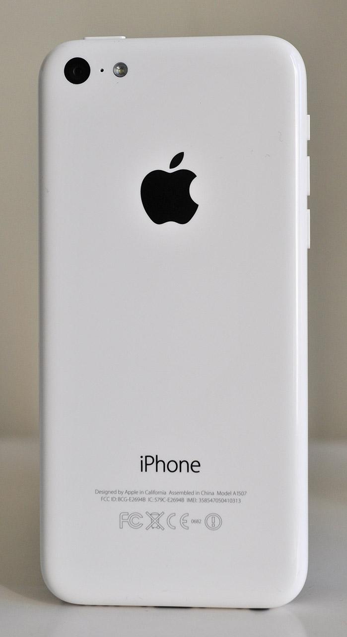 Iphone 5c Atras Tekn 243 Filo
