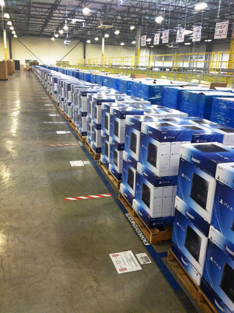 PS4 en Amazon
