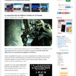 Teknofilo en Internet Explorer