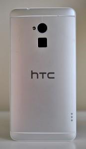 HTC One Max - atras