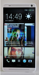 HTC One Max - frontal