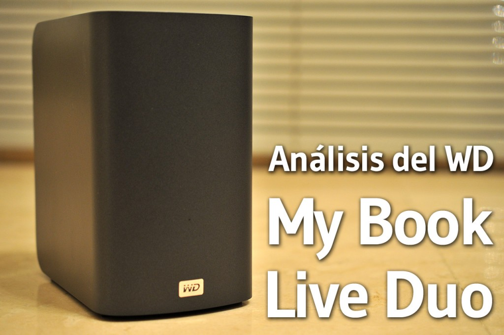 My Book Live Duo - Analisis