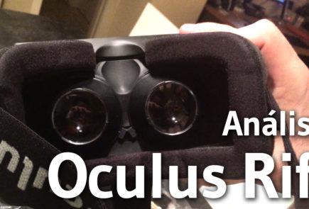 Análisis de Oculus Rift