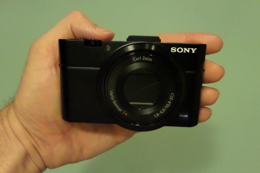 Sony Cyber-shot RX100 II