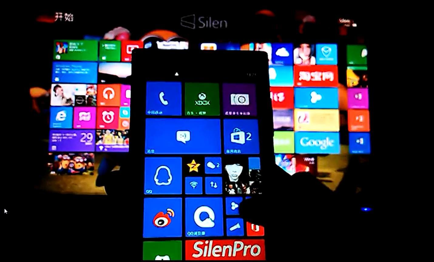 Nokia Lumia 920 hackeado