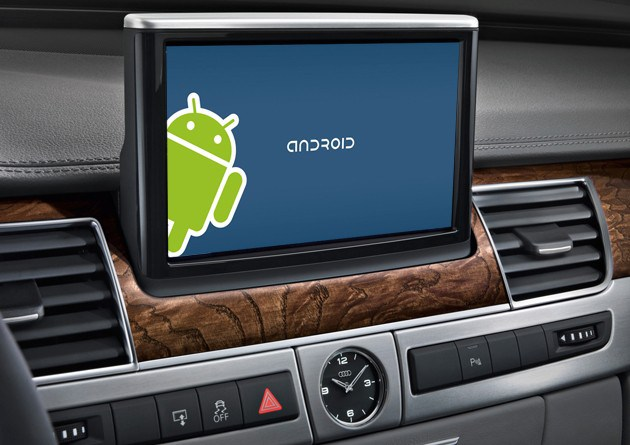 Android car