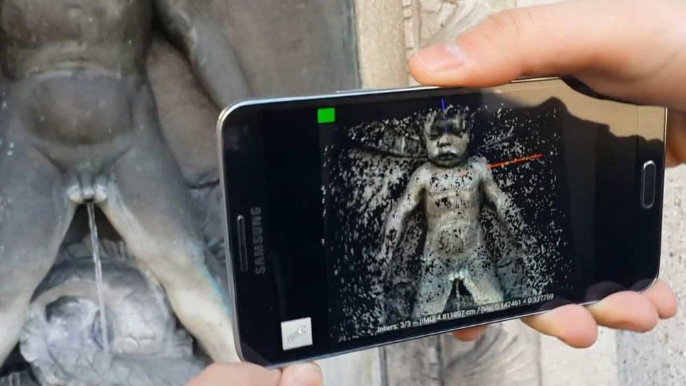 App escáner 3D