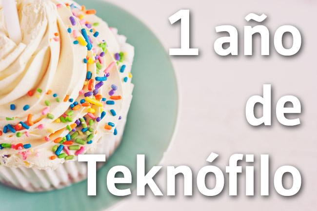 Cumpleaños de Teknofilo