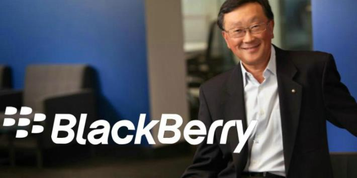 John Chen de BlackBerry