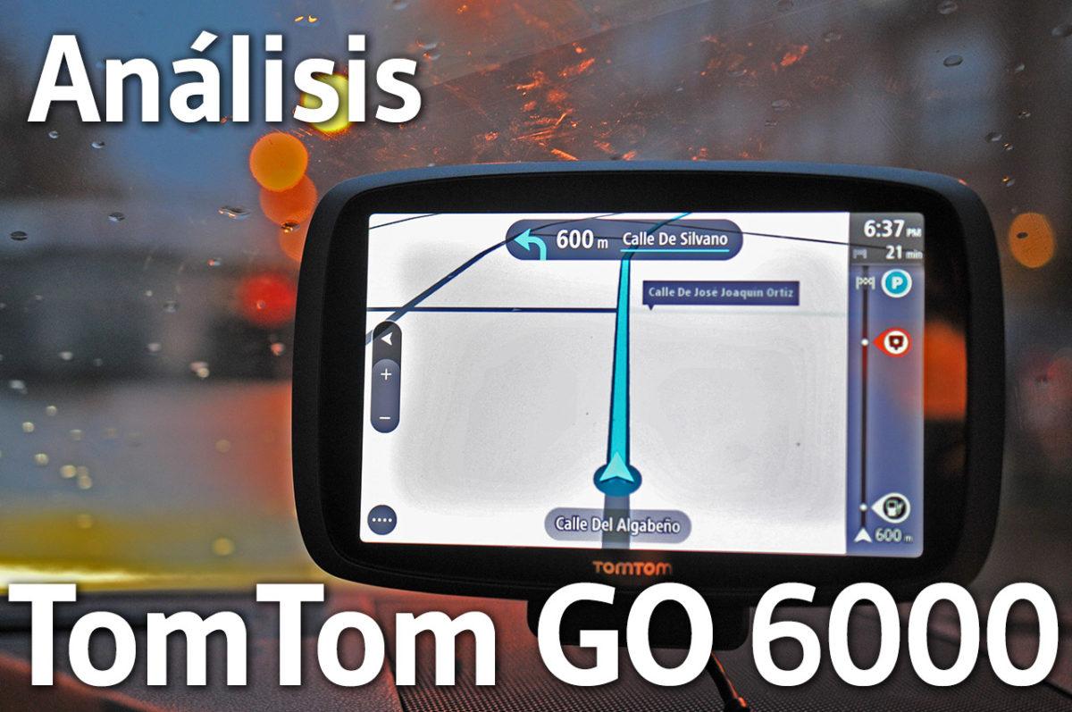 Analisis TomTom Go 6000