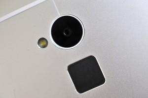 HTC One Max - escaner huella