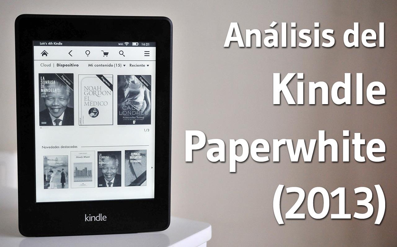 Kindle Paperwhite (2013)