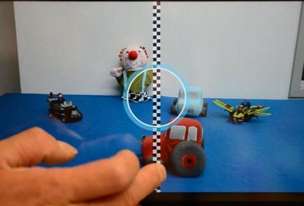 Funcionalidades de la cámara con Snapdragon 805