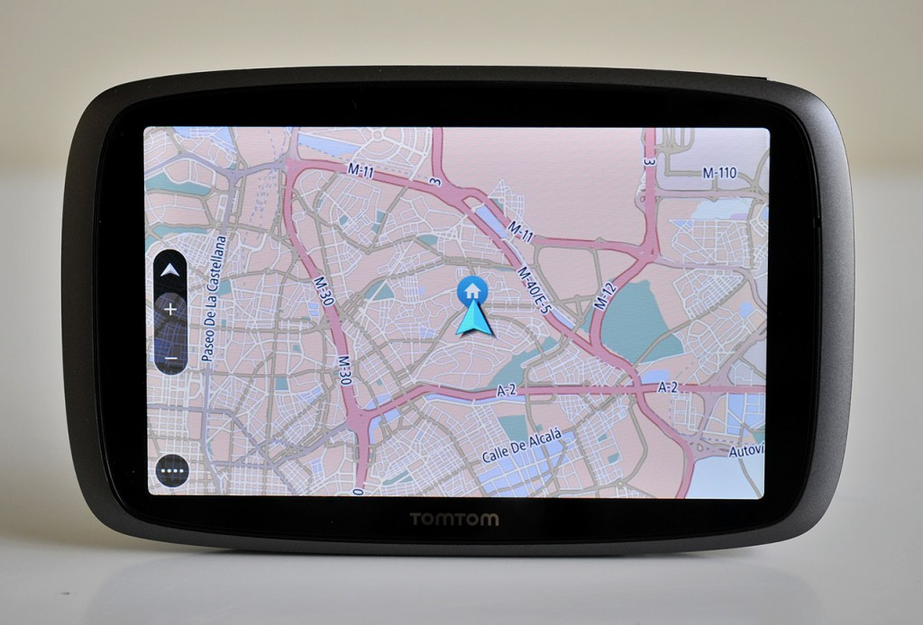 TomTom Go 6000 - frontal